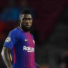 """""""Барселона"""" хочет продлить Умтити с отступными в 180 млн евро"""