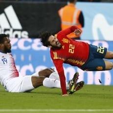 Иско получил ушиб в матче против Коста-Рики