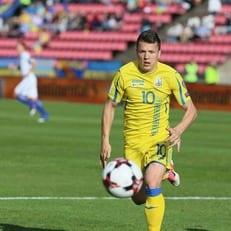 Украина берет верх над Словакией