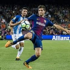"""""""Барселона"""" готова предложить Серхи Роберто новый контракт"""