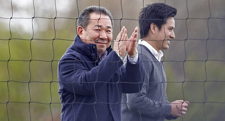 Суд Бангкока принял иск на £323 млн против собственников футбольного клуба «Лестер»