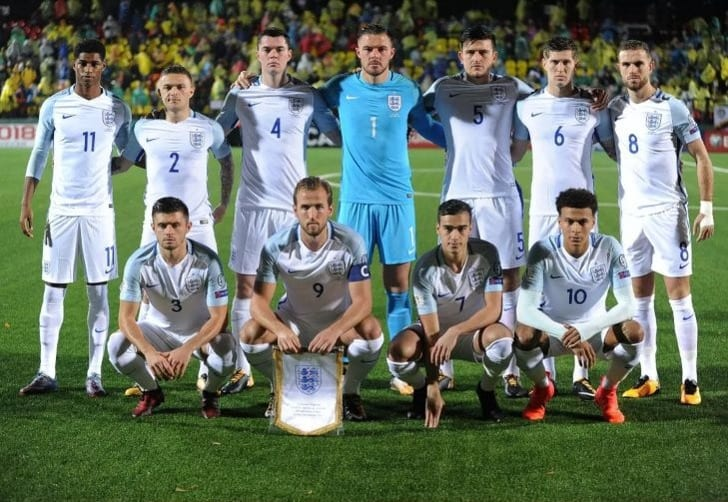 Сборная Англии по футболу, independent.co.uk