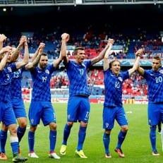 Хорватия играет вничью с Грецией и выходит на чемпионат мира