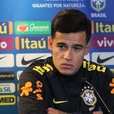 Коутиньо будет готов к матчу Англия - Бразилия