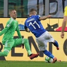 Италия сенсационно пропустит ЧМ-2018
