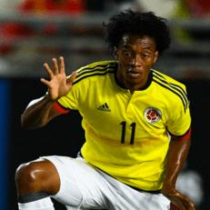 Куадрадо травмировался в сборной Колумбии