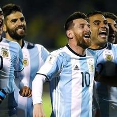 Аргентина - Нигерия: стартовые составы