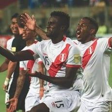 Сборная Перу обыграла Новую Зеландию и вышла на ЧМ-2018