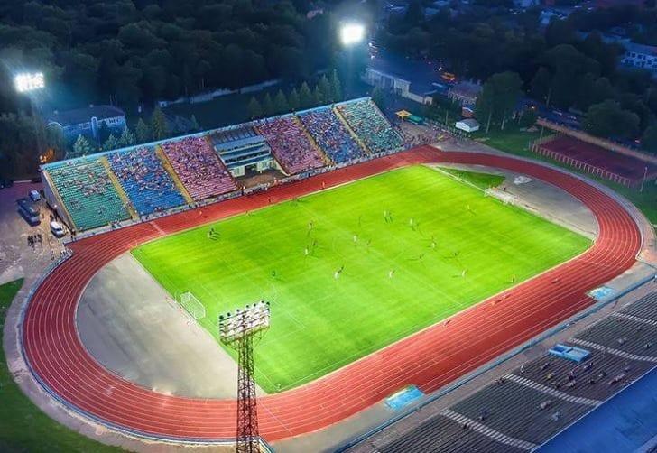 Стадион имени Юрия Гагарина; фото: Дмитрий Романчук