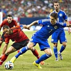 31 января состоится товарищеский матч Мексика - Босния и Герцеговина