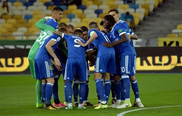 «Динамо» победило «Зирку» и сейчас отстает от«Шахтера» на4 очка