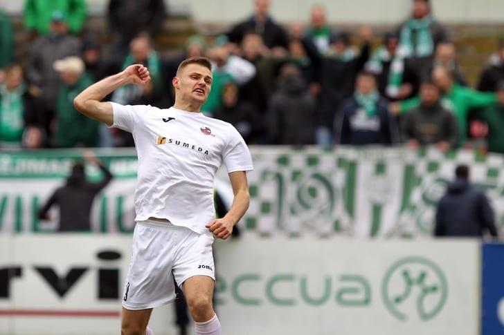 «Судува» разгромила «Жальгирис» и впервый раз стала чемпионом Литвы