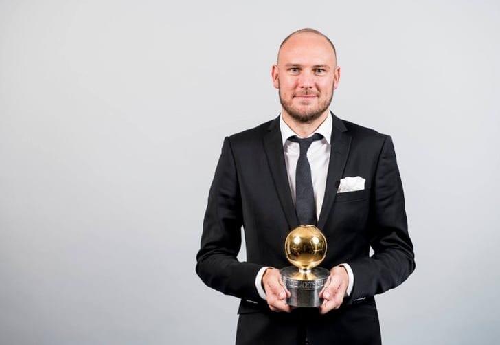 Андреас Гранквист; фото: Шведский футбольный союз
