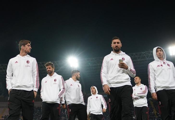 УЕФА может сместить «Милан» отеврокубков