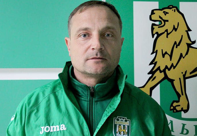 Олег Бойчишин, fckarpaty.com
