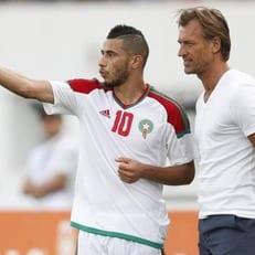 Ренар продлил контракт со сборной Марокко