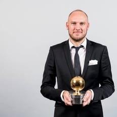 Гранквист обошёл Ибрагимовича в борьбе за приз игроку года в Швеции