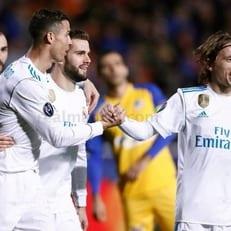 """""""Реал Мадрид"""" и """"Бешикташ"""" проходят в 1/8 финала ЛЧ, 4 команды прощаются с турниром"""