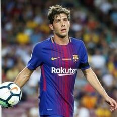 """Серхи Роберто: """"Хочу навсегда остаться в """"Барселоне"""""""