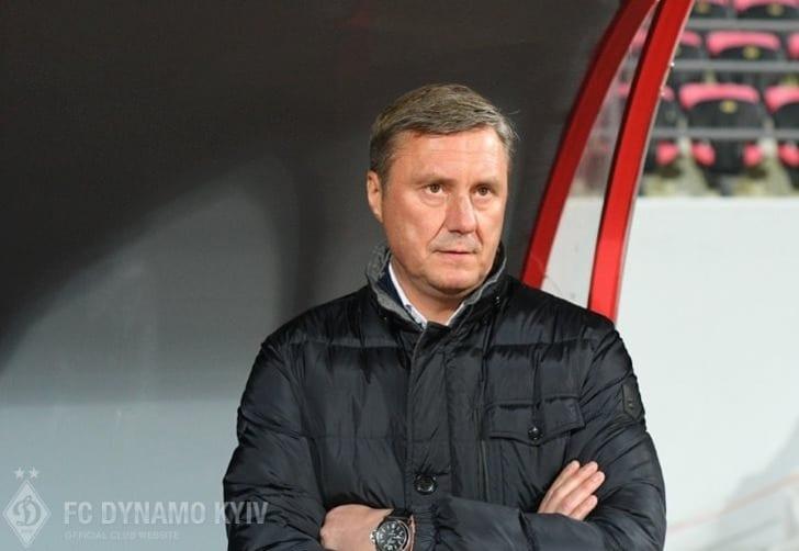 "Александр Хацкевич, ФК ""Динамо"" (Киев)"