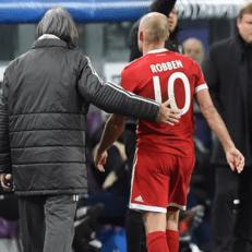 Роббен не сыграет в ближайшем матче Бундеслиги