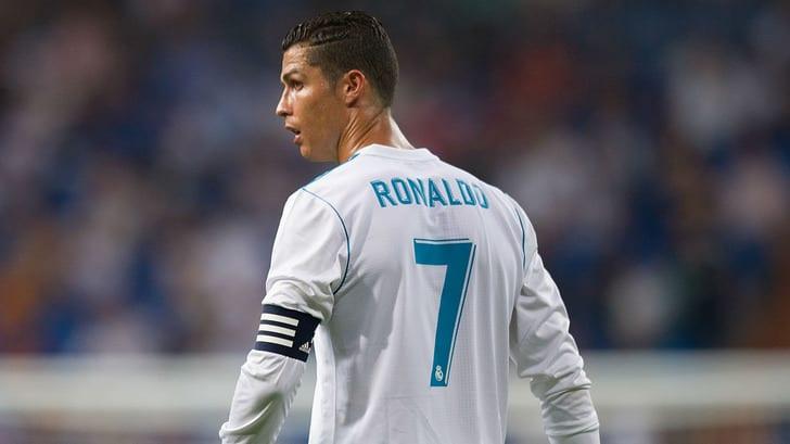 Роналду стал лучшим игроком недели вЛиге Чемпионов