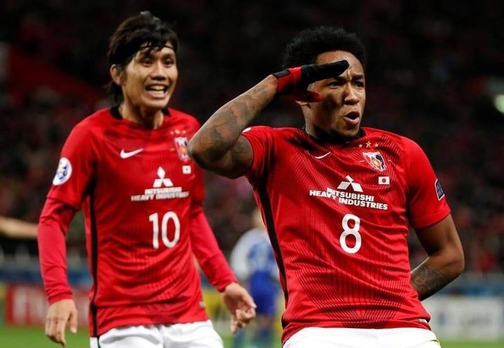 Японская «Урава» выиграла азиатскую Лигу чемпионов