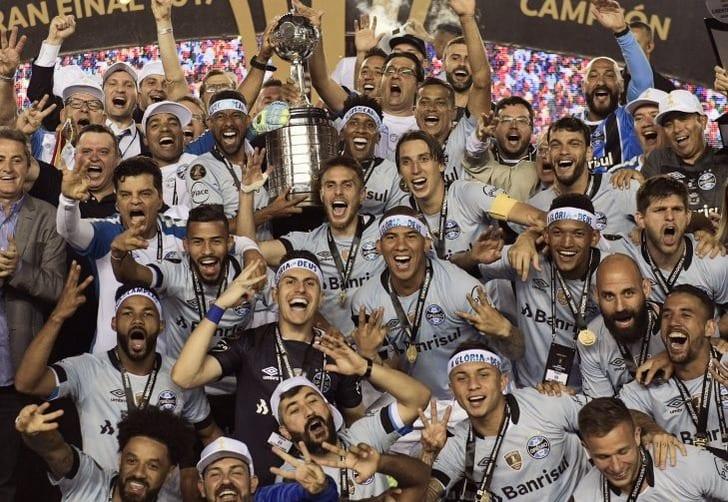 Кубок Либертадорес в 3-й раз достался «Гремио»