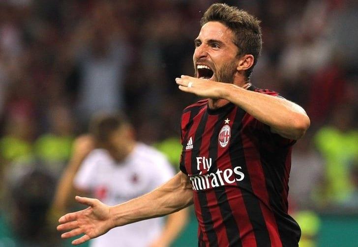 Вратарь «Беневенто» сравнял счет вдобавленное время матча с«Миланом»