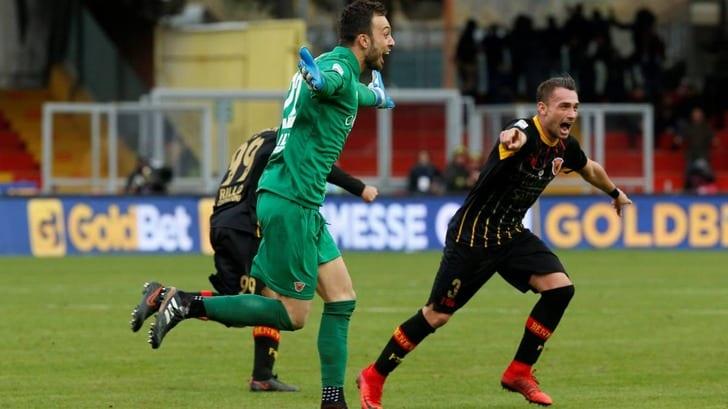Ужасный дебют Гаттузо: первое очко 'Беневенто' в чемпионате Италии принес гол вратаря