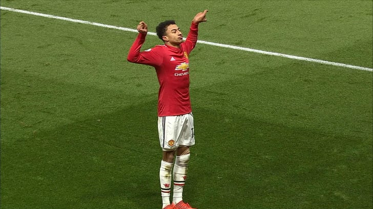 Два гола Лингарда помогли «Манчестер Юнайтед» одолеть «Арсенал» вматче чемпионата Британии