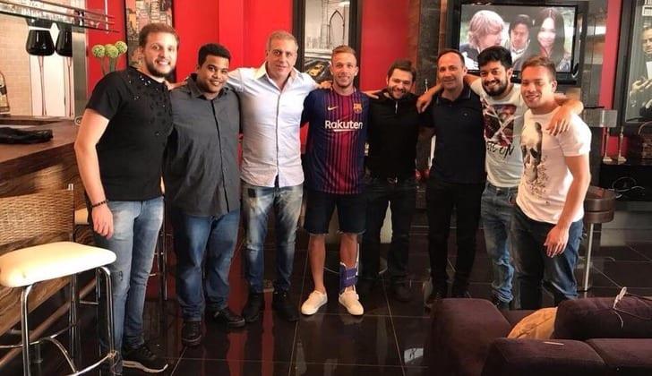 «Гремио» пожалуется на«Барселону» вФИФА