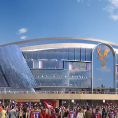 """""""Кристал Пэлас"""" вложит около 100 млн фунтов в свой стадион"""