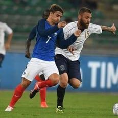 1 июня состоится товарищеский матч Франция - Италия