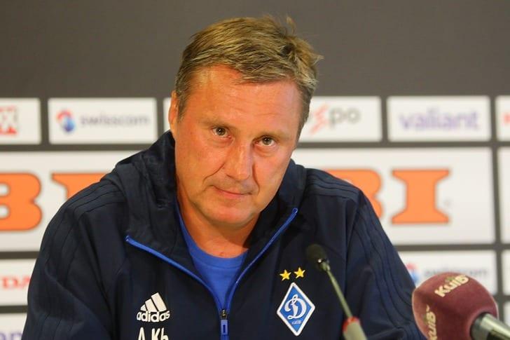 Команда заслужила самых лестных слов. Хацкевич поделился впечатлениями после матча сПартизаном