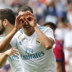 """""""Реал Мадрид"""" вырывает победу над """"Боруссией"""" Д"""