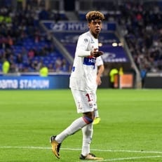 """Нападающий """"Лиона"""" Жеббель стал самым молодым игроком в истории Лиги Европы"""