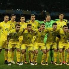 В 2018-м сборная Украины может сыграть с Египтом и Саудовской Аравией