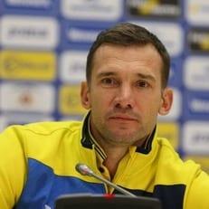 Шевченко предложил Тите провести товарищеский матч Украина - Бразилия
