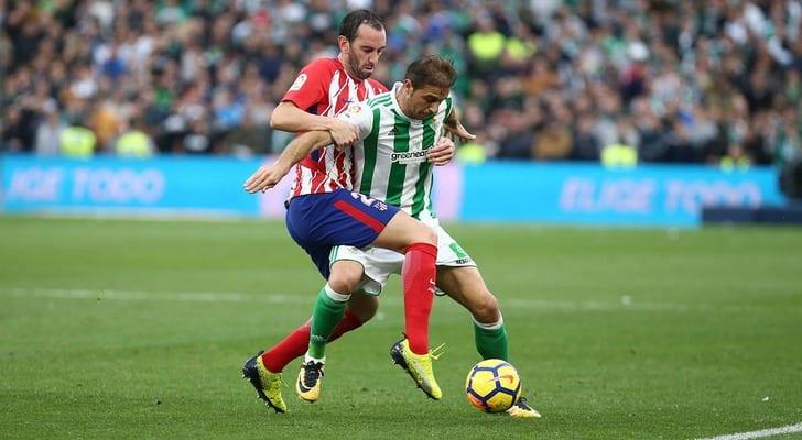 «Атлетико» одержал минимальную победу над «Бетисом»