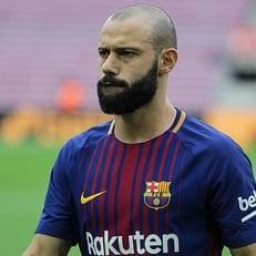 """Вальверде не знает, останется ли Маскерано в """"Барселоне"""""""