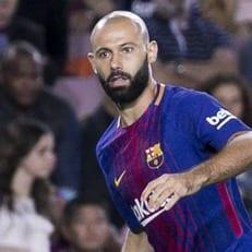 """Директор """"Барселоны"""": """"Будущее Маскерано определится в ближайшее время"""""""
