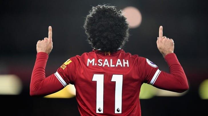 Салах— лучший футболист Африки 2017 года поверсии bbc