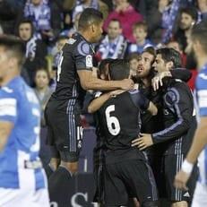"""Матч 16-го тура Примеры """"Леганес"""" - """"Реал Мадрид"""" состоится в феврале"""