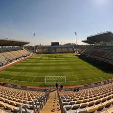 Запорожский стадион готов принимать матчи еврокубков