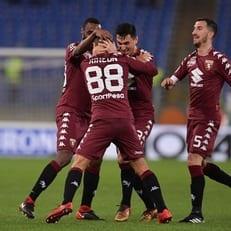 """Футболисты """"Лацио"""" ничего не смогли противопоставить """"Торино"""""""
