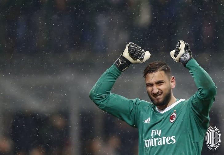 Наманеже все теже: Милан, вратарь-вундеркинд и договор