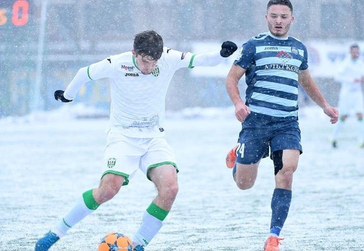 ФФУ засчитала техническое поражение «Олимпику» U-21 вматче с«Карпатами»