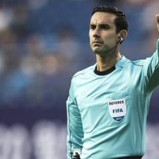 """Сесар Рамос обслужит матч """"Реал Мадрид"""" - """"Гремио"""""""