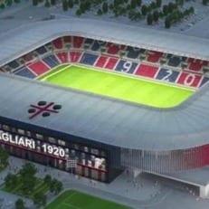 """""""Кальяри"""" планирует строительство нового стадиона"""